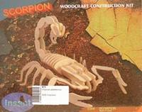 "Сборная модель ""скорпион"". арт. е006, VGA (Wooden Toys)"
