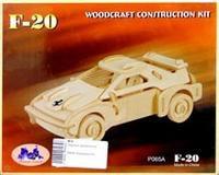 "Сборная модель ""феррари"". арт. р065а, VGA (Wooden Toys)"