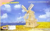Р056 ветряная мельница, VGA (Wooden Toys)