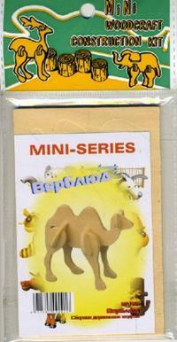 Верблюд (ма1001), VGA (Wooden Toys)