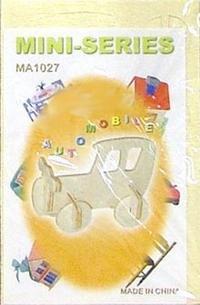 Ма1027 автомобиль, VGA (Wooden Toys)