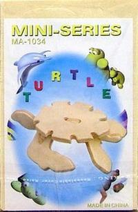 Ма1034 черепаха, VGA (Wooden Toys)