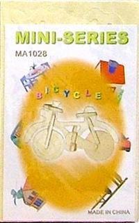 Ма1028 велосипед, VGA (Wooden Toys)