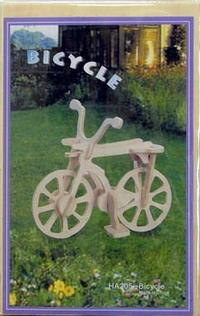 На205 велосипед, VGA (Wooden Toys)