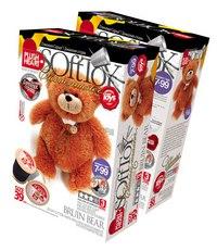 "Мягкая игрушка ""медведь топтыгин"", Plush Heart / Эльфмаркет"