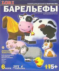 """Барельеф """"домашние животные"""", LORI"""