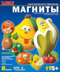 "Магниты ""фрукты"", LORI"