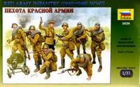 Пехота красной армии, Звезда