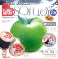 Яблоко, Plush Heart / Эльфмаркет