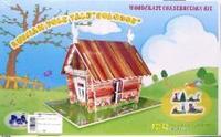 Колобок: сборная модель (pc142), VGA (Wooden Toys)