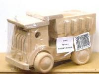 Самосвал: сборная модель (sw002), VGA (Wooden Toys)