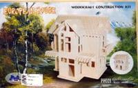 Рн009 европейский дом, VGA (Wooden Toys)
