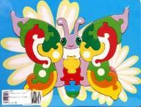 De30 butterfly (бабочка), VGA (Wooden Toys)