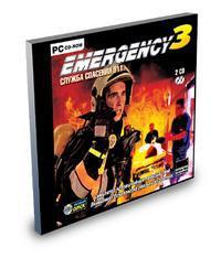 Dvd. emergency 3. служба спасения 911, Новый диск