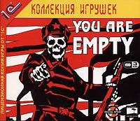 Cd-rom. you are empty (количество cd дисков: 3), 1С