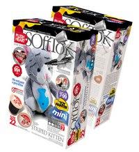 Набор для изготовления мягкой игрушки. полосатый котенок, Plush Heart / Эльфмаркет