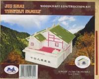 Восточный домик, VGA (Wooden Toys)