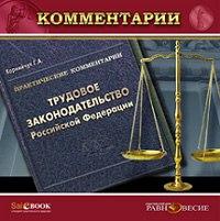 Cd-rom. трудовое законодательство рф. практические комментарии, Равновесие