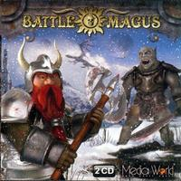 Cd-rom. battle magus (количество cd дисков: 2), MediaWorld