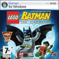 Dvd. lego batman. the videogame, Новый диск