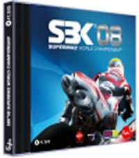 Dvd. sbk 08 superbike world championship, Бука