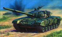 Танк с активной броней т-72б, Звезда