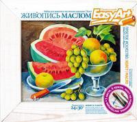 """Набор для живописи масляными красками. набор №1 """"фрукты"""", EasyArt / Эльфмаркет"""