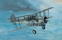 """Сборная модель. самолет """"рыба-меч"""" mk i/iii, Revell (Ревелл)"""