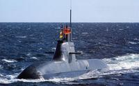 Сборная модель. u212 a class new german submarine (новейшая немецкая подводная лодка класса u212), 1:144, Revell (Ревелл)