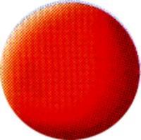 Краска светящаяся, оранжевая рал 2005, матовая, Revell (Ревелл)
