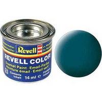 Краска морская, зеленая рал 6028, матовая, Revell (Ревелл)