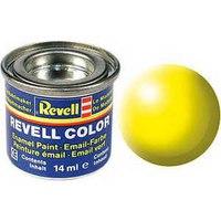 Краска светящаяся, желтая рал 1026, шелково-матовая, Revell (Ревелл)
