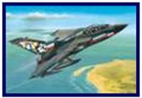 """Сборная модель. набор """"самолет tornado ecr"""", 1:144, Revell (Ревелл)"""