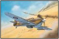 "Сборная модель. набор ""самолет hawker hurricane"", Revell (Ревелл)"