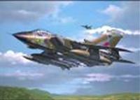 """Сборная модель. набор """"самолет model set tornado gr. mk. 1 raf"""", Revell (Ревелл)"""