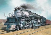 """Сборная модель. локомотив """"биг бой"""", Revell (Ревелл)"""