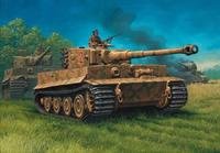 Сборная модель. танк pzkpfw vi tiger i ausf. e, 1:72, (3), Revell (Ревелл)