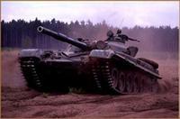 Сборная модель. russian main battle tank t-72 m1 (советский танк t-72m), 1:72, Revell (Ревелл)
