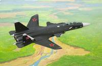 Сборная модель. самолет suchoj s-37 berkut, 1:144, (3), Revell (Ревелл)