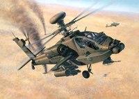Сборная модель. вертолет ah-64d longbow apache, 1:144, Revell (Ревелл)