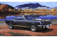 Сборная модель. автомобиль shelby mustang gt 350 h, 1:24, Revell (Ревелл)