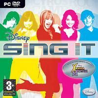 Dvd. disney. sing it, Новый диск