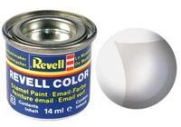 Краска бесцветная глянцевая (не кроющая), Revell (Ревелл)