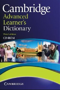 Cd-rom. cambridge advanced learner's dictionary, Cambridge University Press