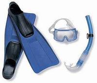 "Набор для подводного плавания ""world sports"", Intex (Интекс)"