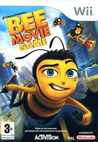 Dvd. bee movie game. русская инструкция (wii), Activision