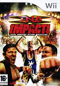 Dvd. tna impact (wii), Midway Games
