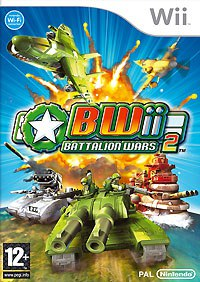 Dvd. battalion wars 2 (wii), Nintendo of Europe