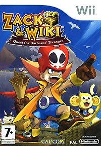 Dvd. zack & wiki: quest for barbaros' treasure (wii), Nintendo of Europe