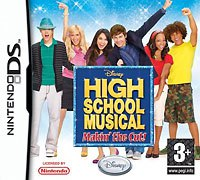 High school musical: makin' the cut! (ds), The Walt Disney Company
